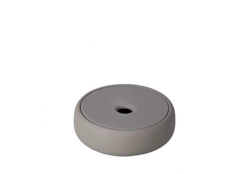BLOMUS Storage box / soap dish SONO Satellite (taupe)