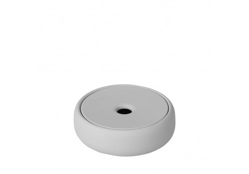 BLOMUS Storage box / soap dish SONO Micro Chip (light gray)