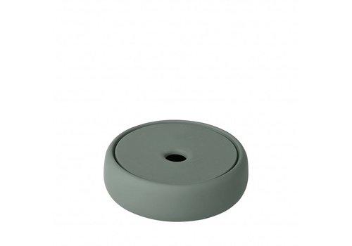 BLOMUS Opbergbox / zeepschaal SONO Agave Green (groen)
