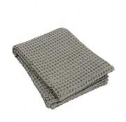 BLOMUS Bath towel CARO 70x140 cm Satellite (taupe)