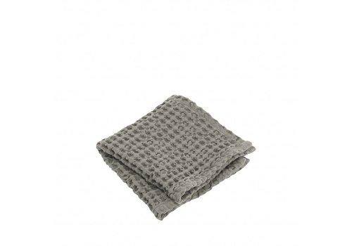BLOMUS Håndklæde (sæt / 2) CARO 30x30 cm Satellit (taupe)
