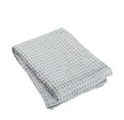 BLOMUS Bath towel CARO 70x140 cm Micro Chip (light gray)