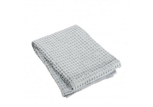BLOMUS Badehåndklæde CARO 70x140 cm Micro Chip (lys grå)