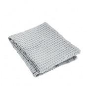 BLOMUS Handdoek CARO 50x100 cm Micro Chip (lichtgrijs)