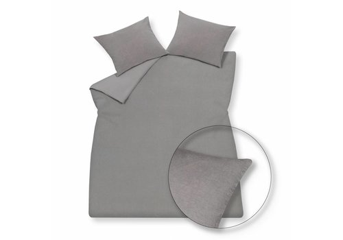Vandyck Pillowcase PURITY 79 Gray 40 x 55 cm (linen)