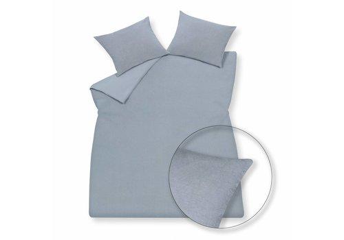 Vandyck Pillowcase 40x55 cm PURITY 79 Vintage Blue-403 (linen)