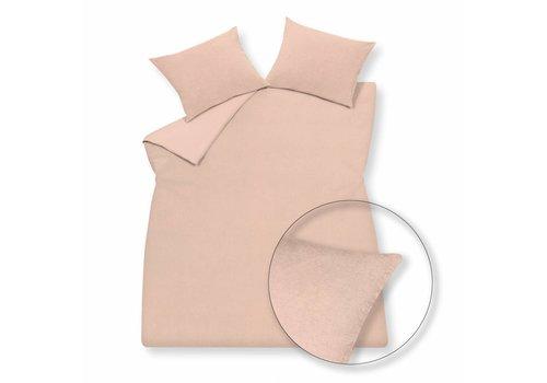 Vandyck Duvet cover 140x220 cm PURITY 79 Sepia Pink-144 (linen)