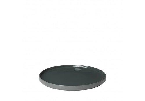 BLOMUS MIO flad plade 27 cm Agave Green (sæt / 4)