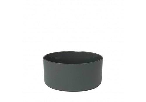 BLOMUS MIO skål / skål 20 cm Agave Green (højde 9,5 cm)