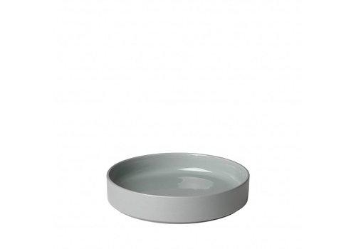 BLOMUS MIO deep plate 20 cm Mirage gray (set / 4)