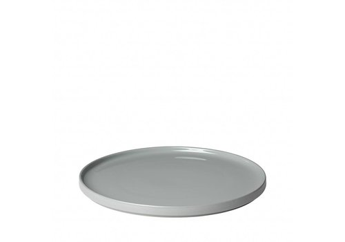 BLOMUS MIO serving plate 35 cm Mirage Gray