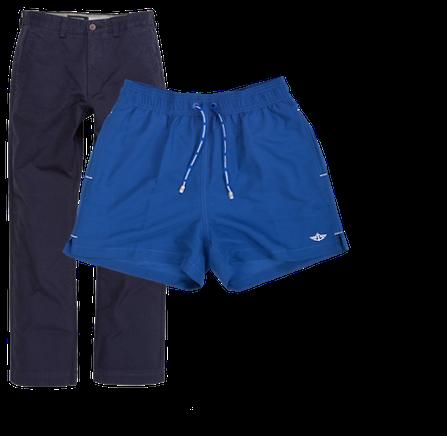 Dockers Herrenhosen und Shorts