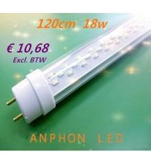 T8 LED tubes 120cm