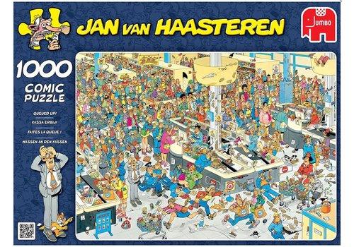 Jumbo Extra kassa! - JvH - 1000 stukjes