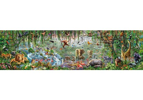 Educa Wildlife - 33600 stukjes