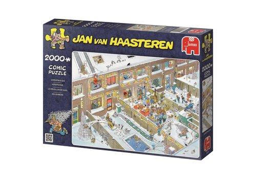 Jumbo Kerstavond - JvH - 2000 stukjes