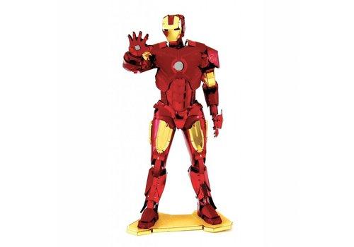 Iron Man (Mark IV) - Marvel - 3D bouwwerk
