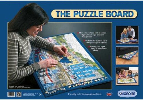 Gibsons Puzzelbord- voor puzzels tot 1000 stukjes