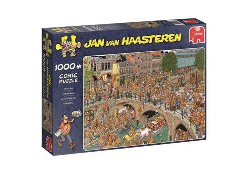 Jumbo Koningsdag - JvH - 1000 stukjes
