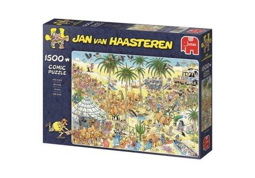 Jumbo Oase - JvH - 1500 stukjes