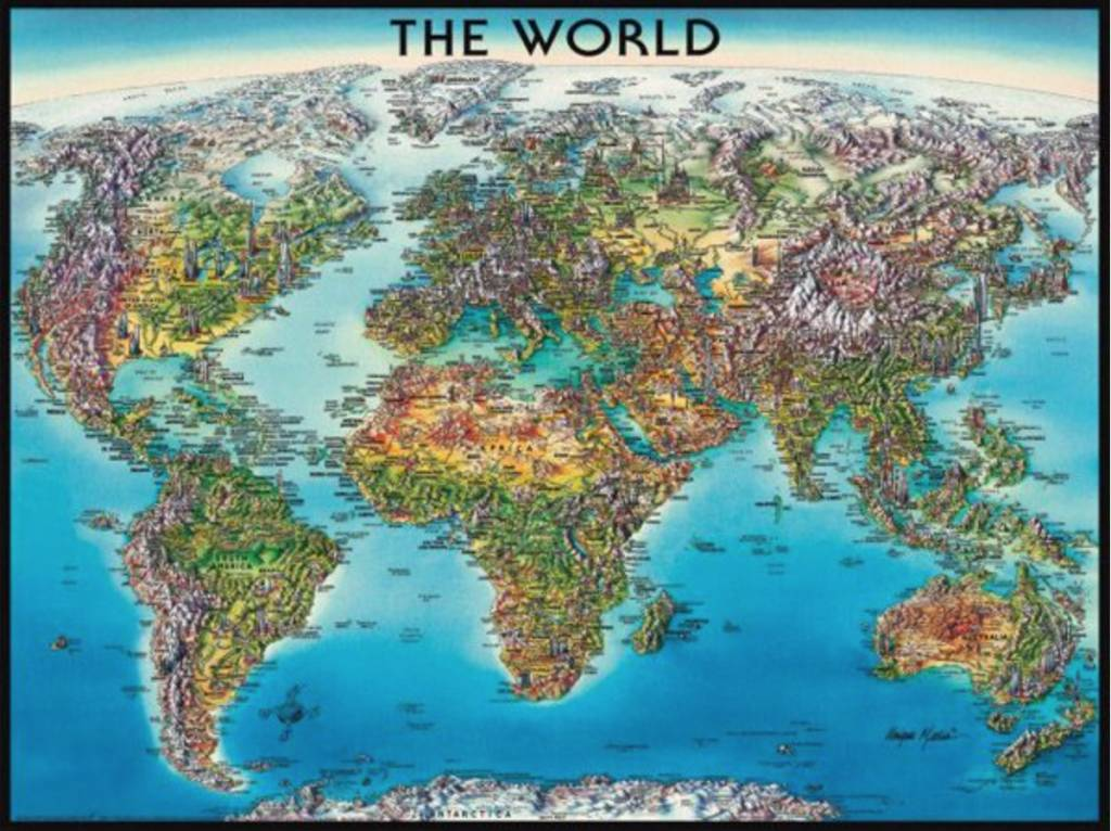 Ravensburger worldmap puzzle of 2000 pieces puzzles123 worldmap puzzle of 2000 pieces gumiabroncs Images
