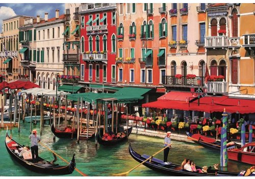 Vakantie in Venetië - 2000 stukjes