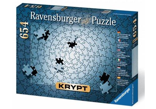 Krypt - SILVER - 654 stukjes