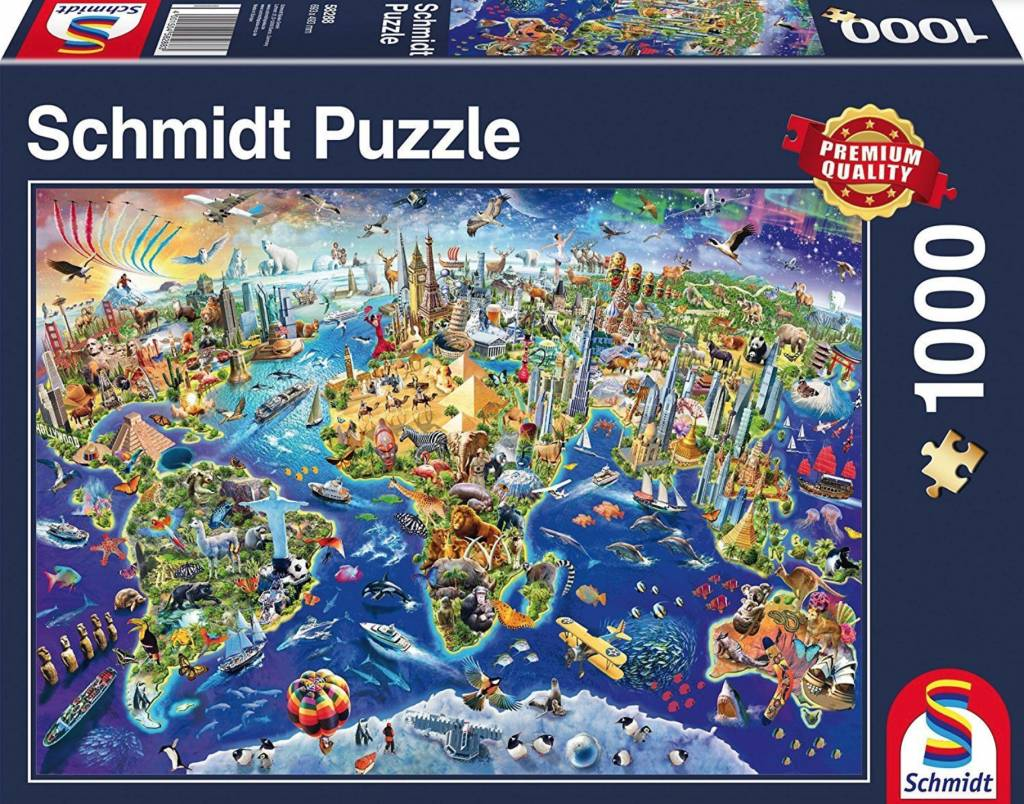 Buying cheap schmidt puzzles wide choice puzzles123 enlarge image gumiabroncs Choice Image