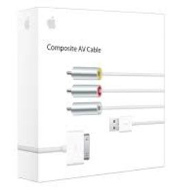 Apple Composite-AV-kabel