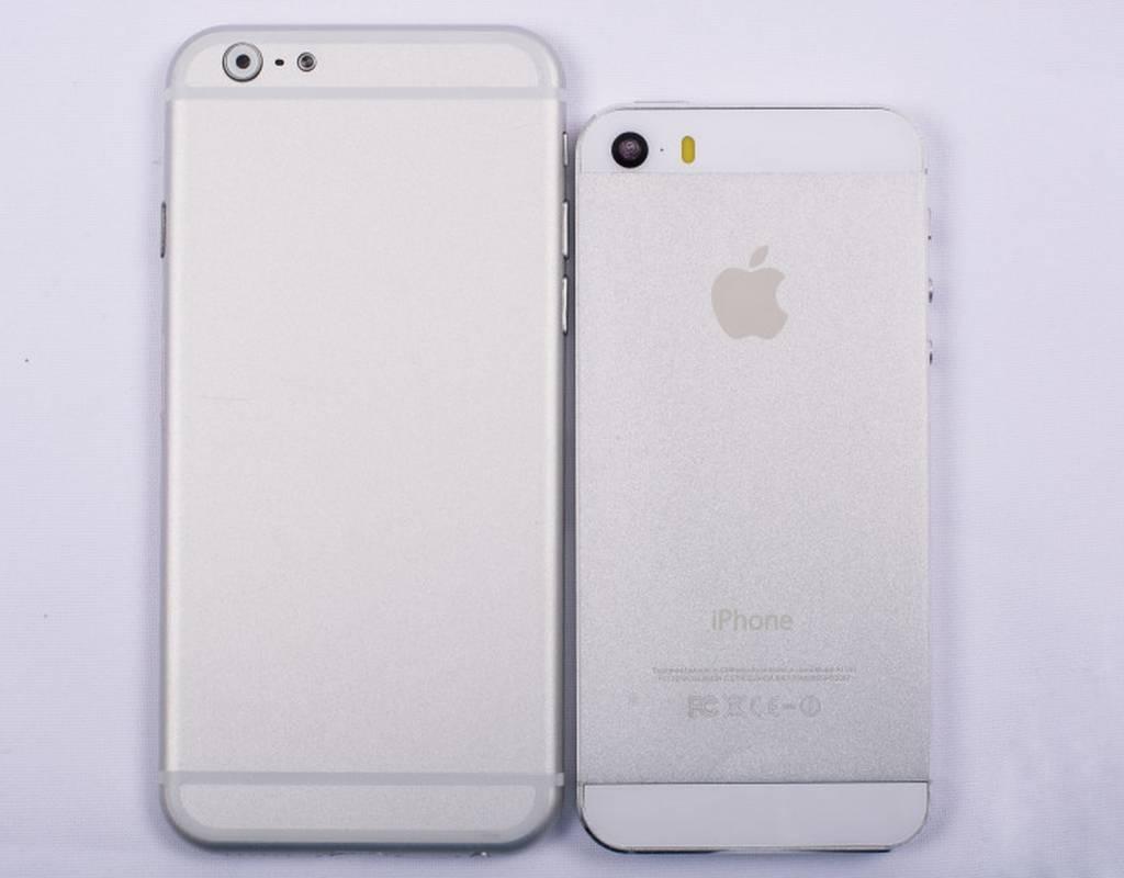 Vind iphone 6 zilver in Mobiele telefoons Apple