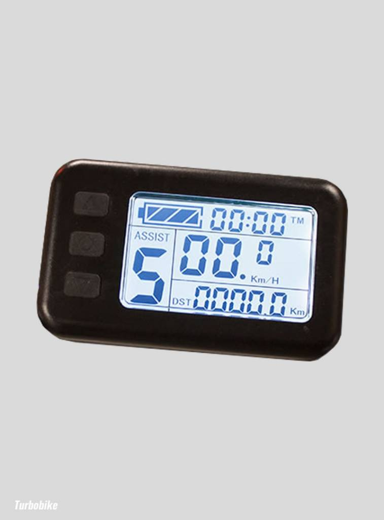 LCD-Display King-Meter