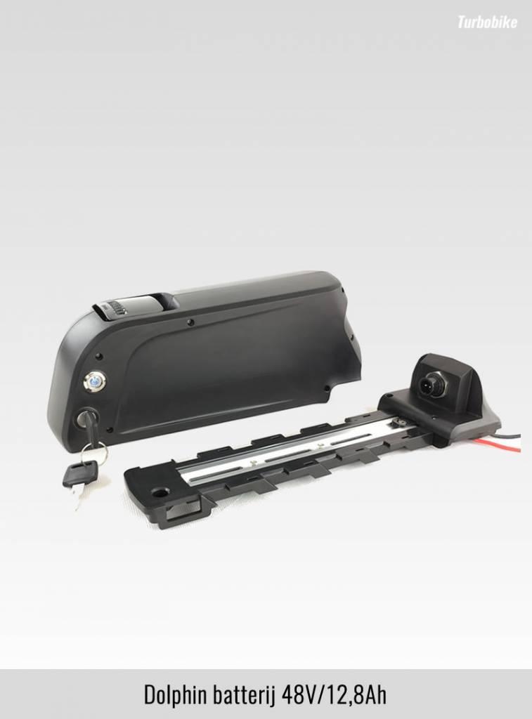 Ombouwset Middenmotor 750W-48V inclusief Li-ion batterij