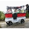 Regenscherm Kiddybus 6 zits