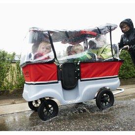 Winther Regenscherm Kiddybus 6 zits