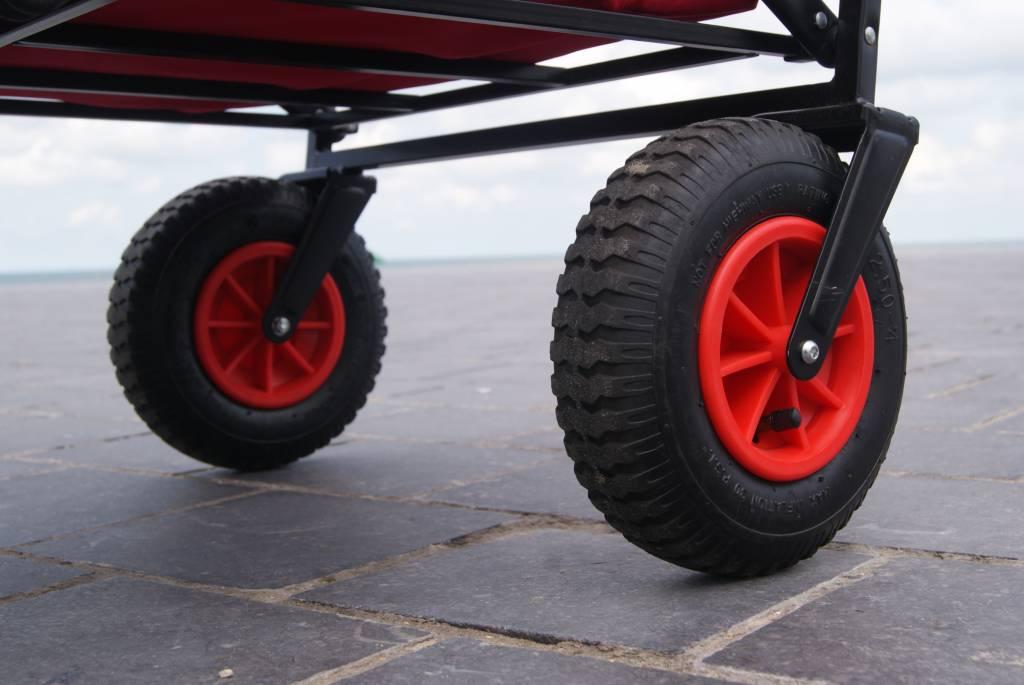 opvouwbare bolderwagen praxis