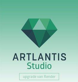 Artlantis Upgrade van Render naar Studio