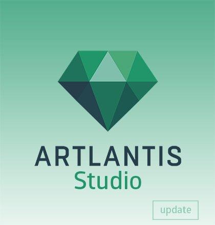Artlantis Artlantis Studio 6 - update van versie 1 t/m 5