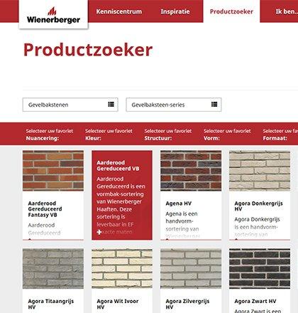 Wienerberger Textuurgenerator