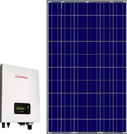 Gecombineerd Complete set 2,08 kWp