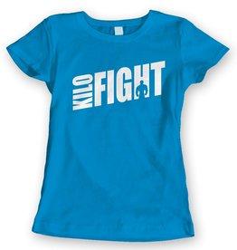 """Ladys T-Shirt """"KiloFight"""""""