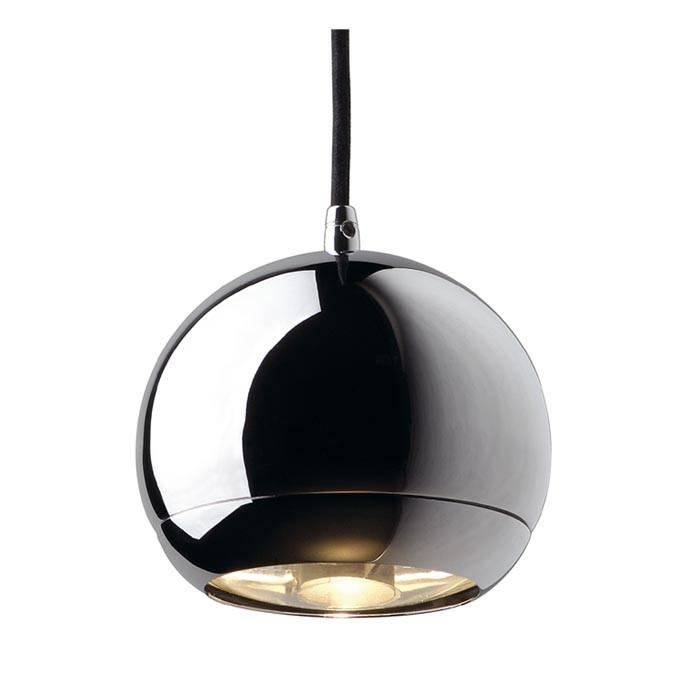 light eye es111 chroom hanglamp. Black Bedroom Furniture Sets. Home Design Ideas