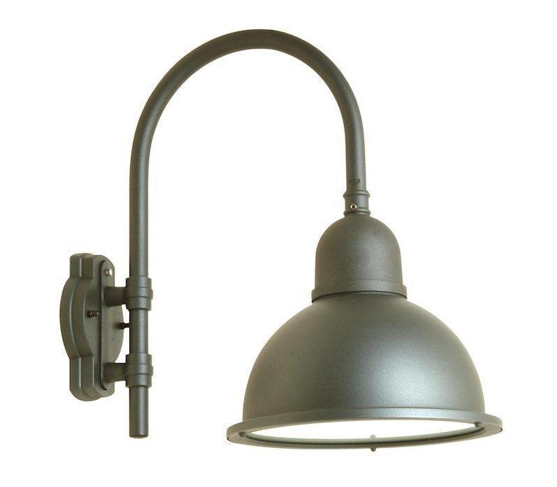 Plates retro wandlamp