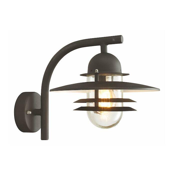 Franssen Wandlamp SELVA Zwart