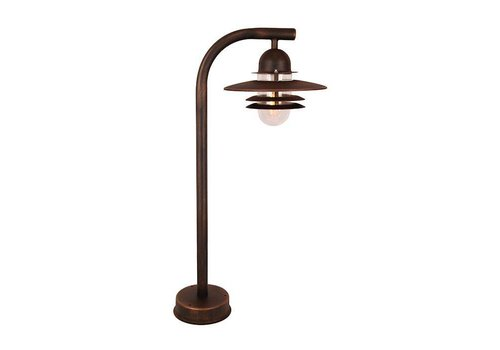 Franssen Tuinlamp SELVA Brons 70 cm