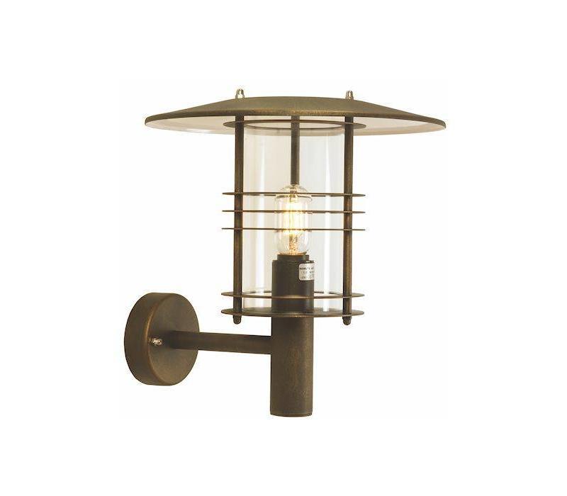 SELVA Brons 3093 wandlamp