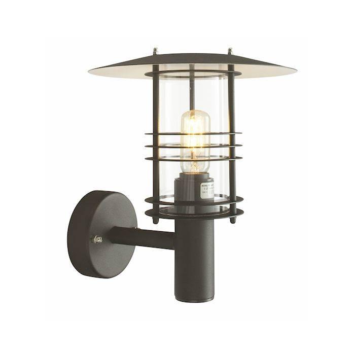 Franssen SELVA Zwart 3090 wandlamp
