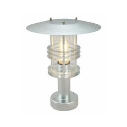 Franssen lage tuinlamp SELVA 3496 Zink 34 cm