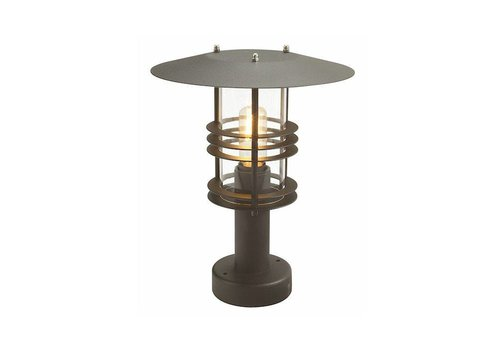 Franssen lage tuinlamp SELVA 3495 Zwart 34 cm