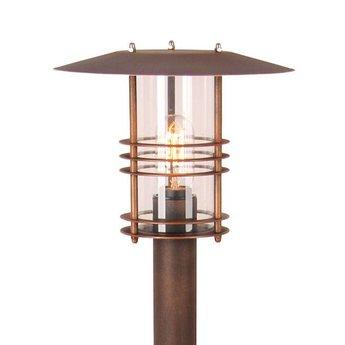 Franssen tuinlamp SELVA 3098 Brons 118 cm