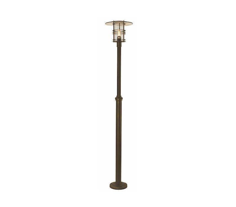 Hoge tuinlamp SELVA Brons 3698